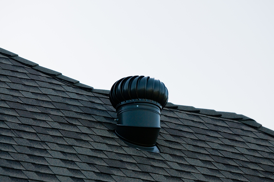 Roofing Air ventilation