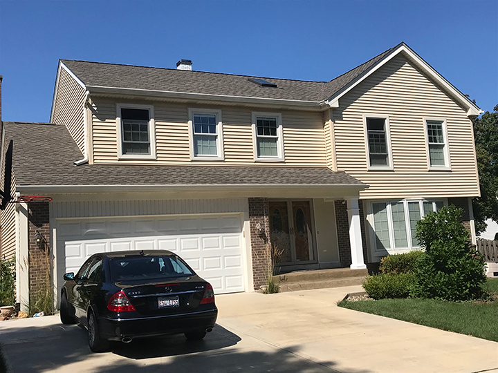 Siding Contractors Buffalo Grove