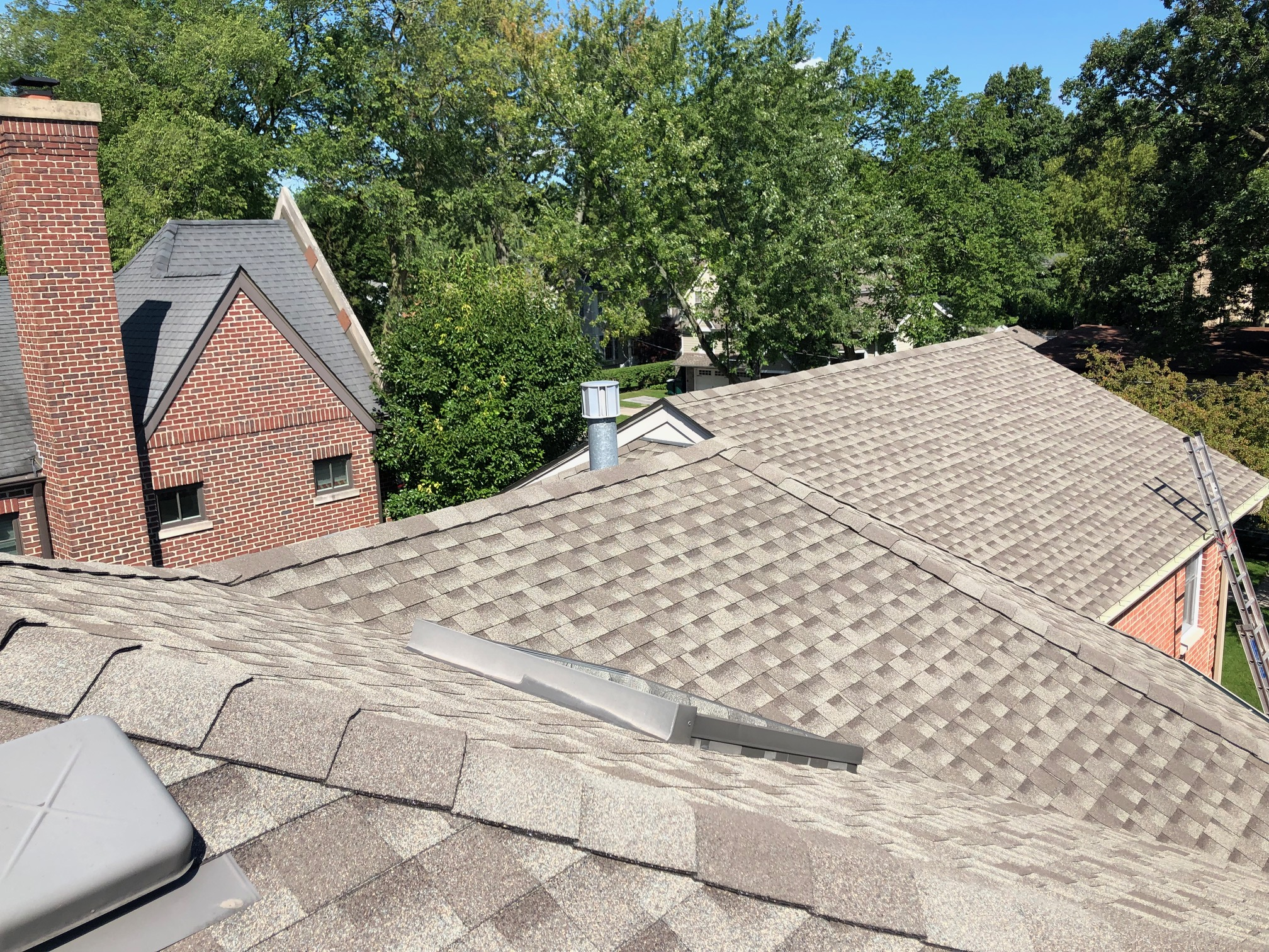 New roof contractors