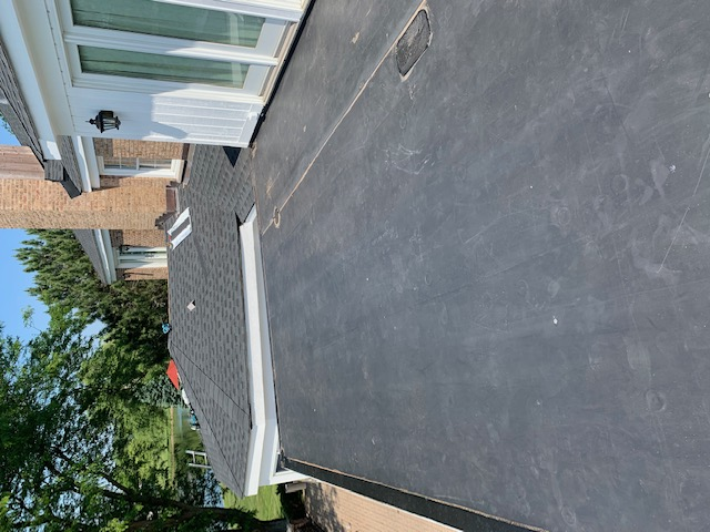 Replacing old EPDM Flat roof