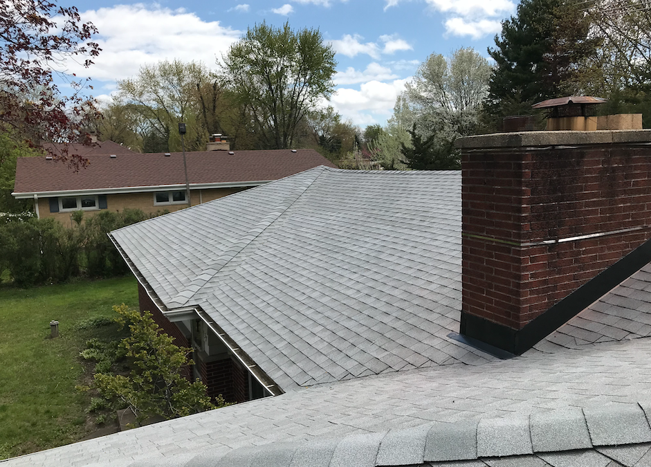new roof installation Prospect Heights