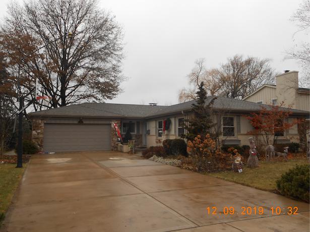 Roof Installation Project Arlington Heights