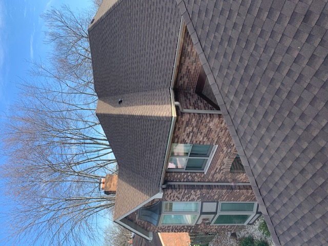 New Roof & Gutters Arlington Heights IL.