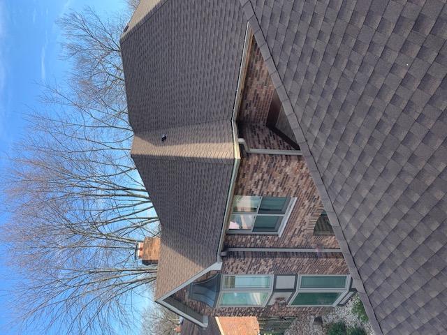 New GAF roof installers