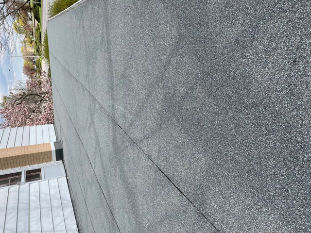 Flat Roof Arlington Roof