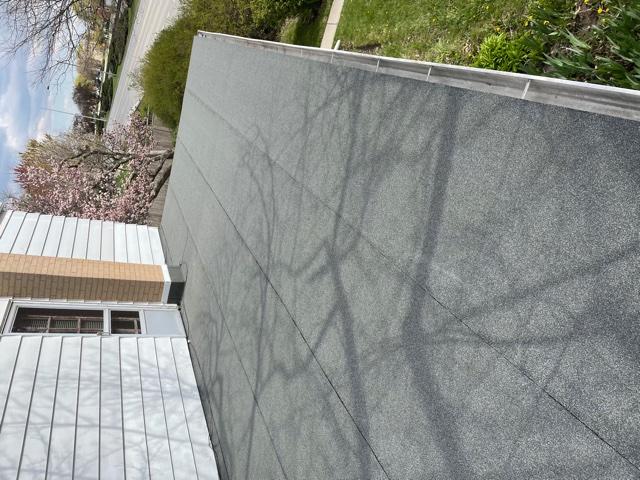 SBS Liberty Flat Roof