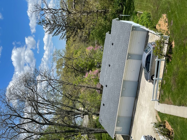 GAF Timberline HDz Pewter Gray Roof