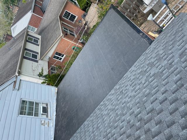 Flat roof Arlington Heights
