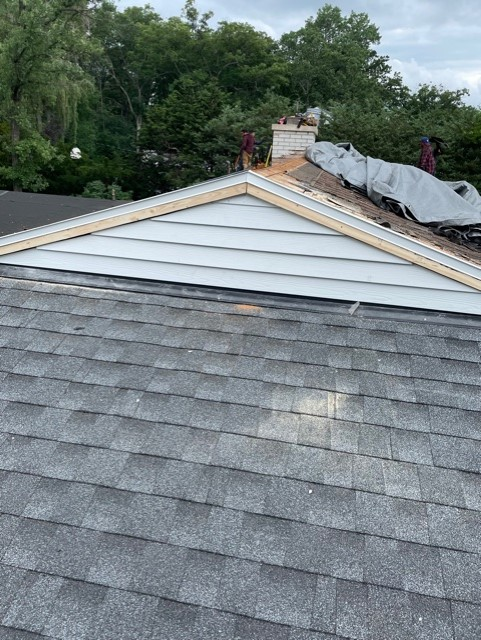 new roof installation lake forest, illinois