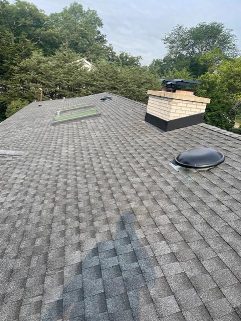 GAF Timbeline HDz roof